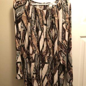 H&M dress XL